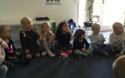 Teckenspråk och bokstäver