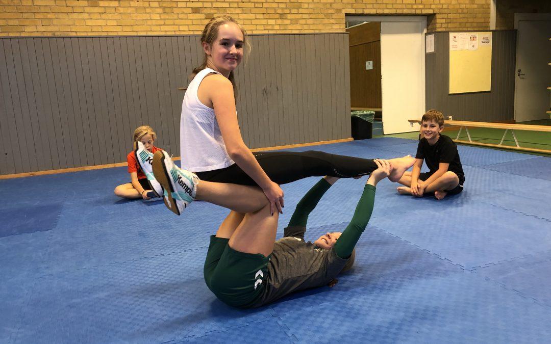 Akrobatik på idrotten