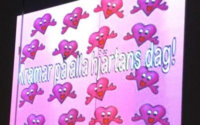 Alla Hjärtansdags fest
