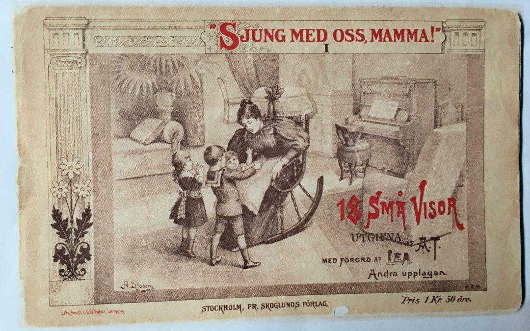 Svensk musikhistoria.