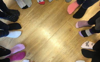 Rocka sockorna!