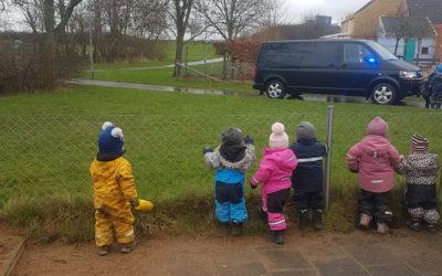 Polisen på besök