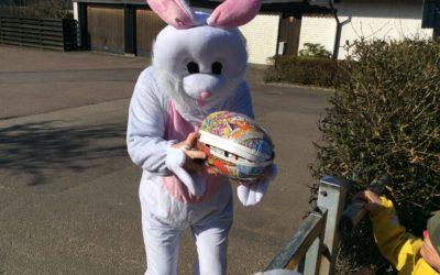 Glad påsk från oss på Kometen🐣