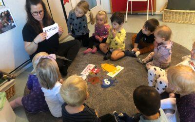 Språk och kommunikation /Projekt Babblarna