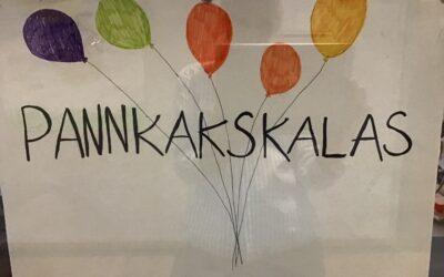 Författartema – Pannkakskalas