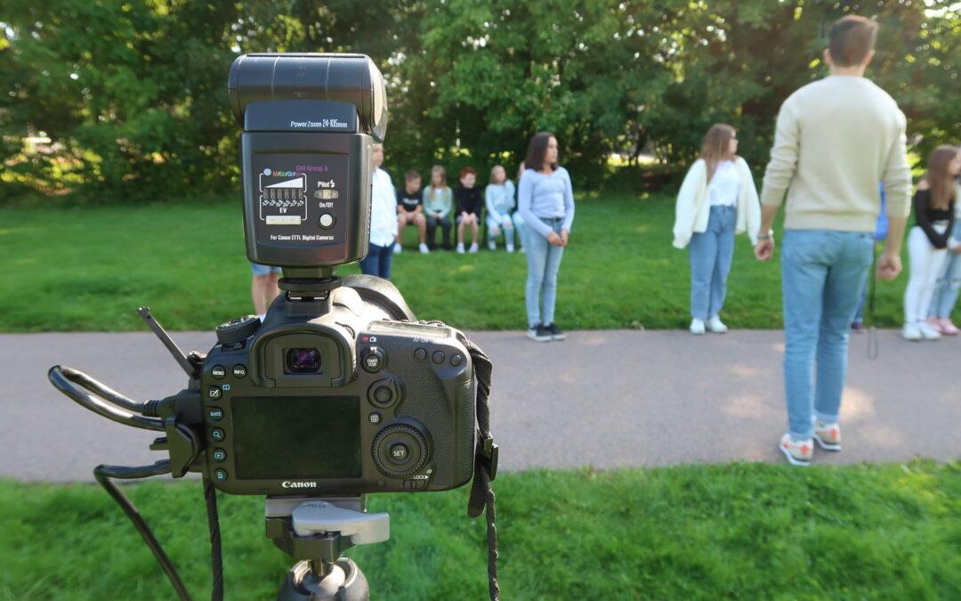 Skolfotografering