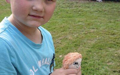 Vilmas helg och Pizzabagare